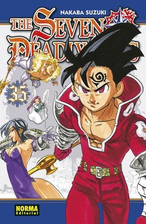 THE SEVEN DEADLY SINS,35