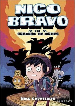 NICO BRAVO 1. NICO BRAVO Y EL SABUESO DE HADES