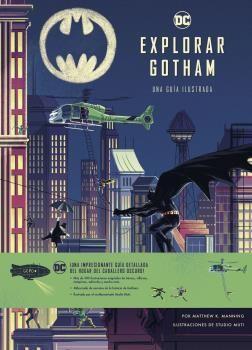 BATMAN: EXPLORAR GOTHAM