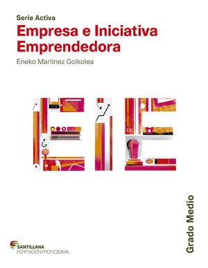 EIE EMPRESA E INICIATIVA EMPRENDEDORA GRADO MEDIO CAST ED15