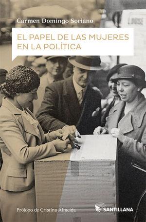 EL PAPEL DE LAS MUJERES EN LA POLITICA