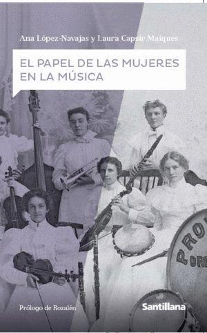 EL PAPEL DE LAS MUJERES EN LA MUSICA