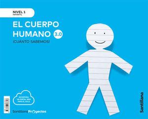 NIVEL 1 EL CUERPO HUMANO 3.0 ED21