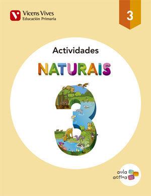 CADERNO CIENCIAS NATURAIS 3º.PRIMARIA AULA ACTIVA
