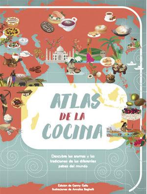 ATLAS DE LA COCINA