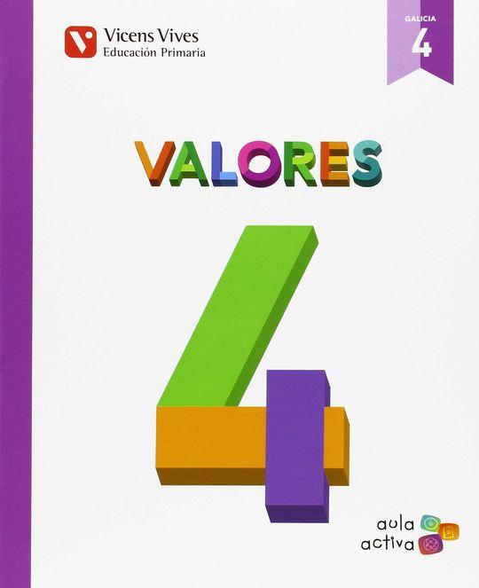 VALORES 4 GALICIA (AULA ACTIVA)