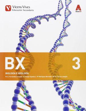 BX 3 (BIOLOGIA E XEOLOGIA) AULA 3D