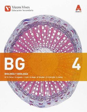 BG 4 (BIOLOGIA Y GEOLOGIA) ESO AULA 3D