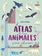 ATLAS DE LOS ANIMALES PARA COLOREAR