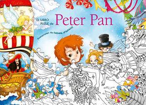 EL LIBRO PUZLE DE... PETER PAN