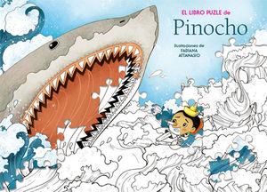 EL LIBRO PUZLE DE... PINOCHO