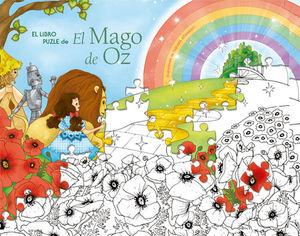 EL LIBRO PUZLE DE... EL MAGO DE OZ