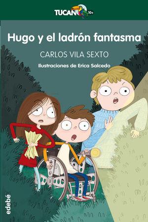 HUGO Y EL LADRÓN FANTASMA