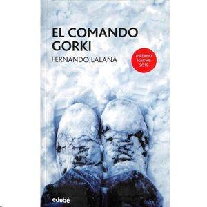 EL COMANDO GORKI (HACHE 2019)