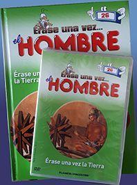 ERASERASE UNA VEZ - EL HOMBRE Nº 26