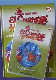 ERASE UNA VEZ - EL CUERPO HUMANO Nº 29
