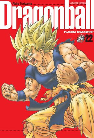 DRAGON BALL Nº22/34