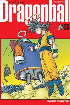 DRAGON BALL Nº 28/34