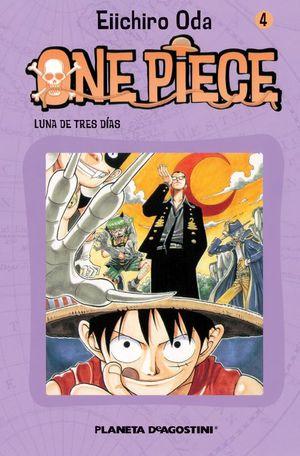 ONE PIECE Nº 04