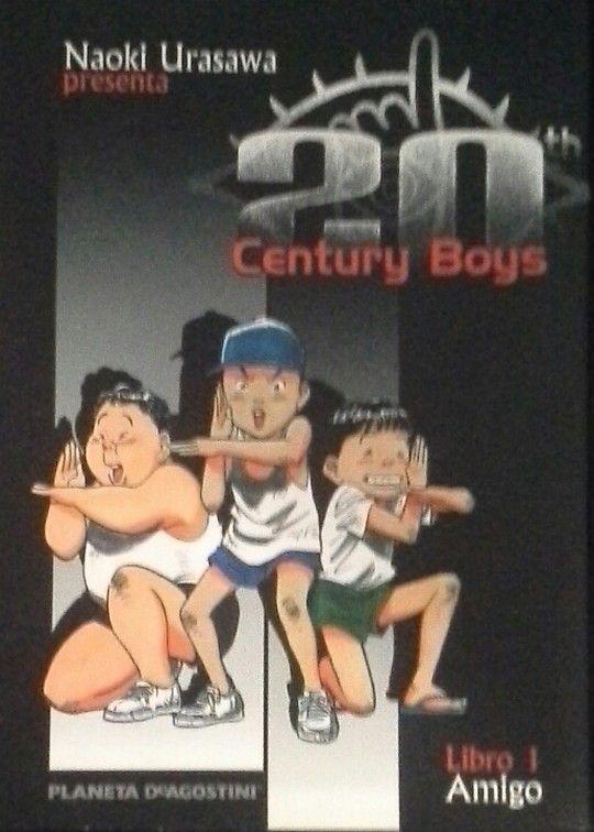 20TH CENTURY BOYS Nº 01/22