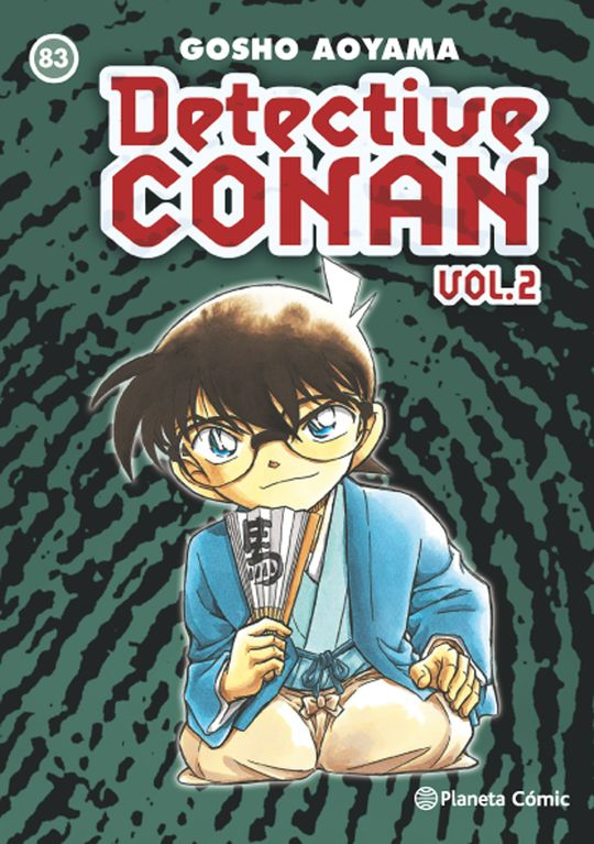 DETECTIVE CONAN II Nº 83