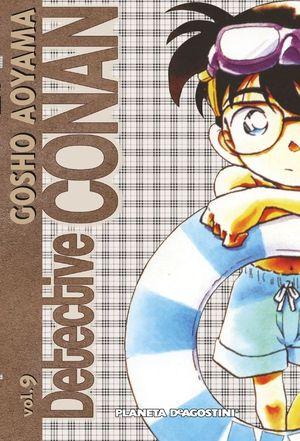 DETECTIVE CONAN Nº 09