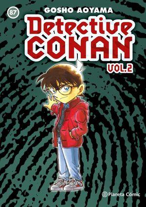 DETECTIVE CONAN II Nº 87