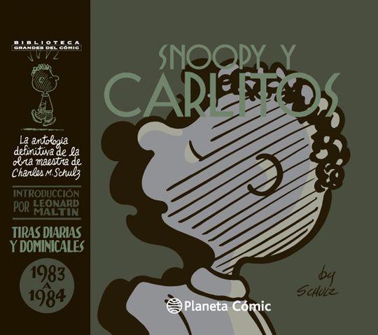 SNOOPY Y CARLITOS 1983-1984 Nº 17/25