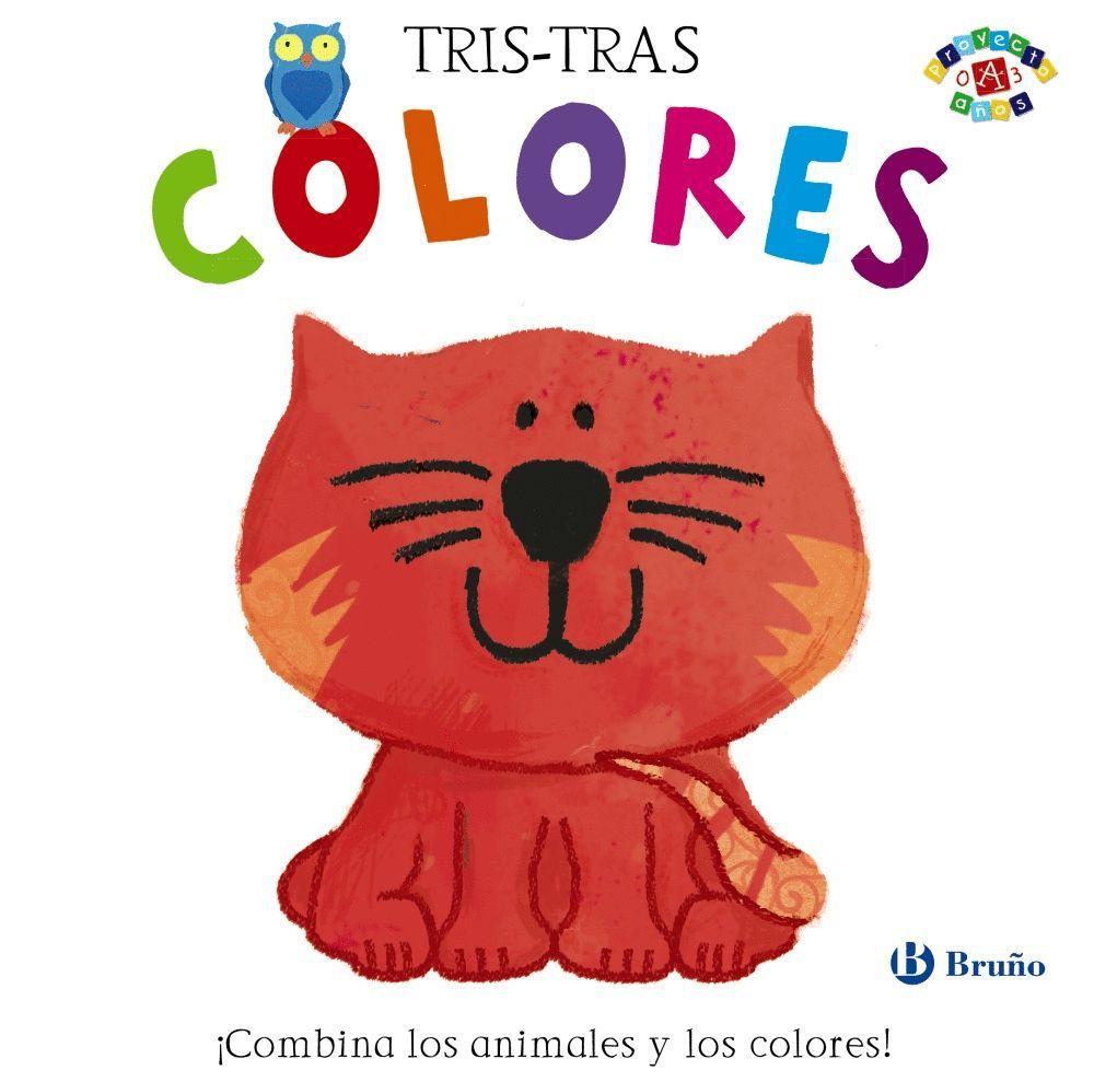 TRIS-TRAS. COLORES