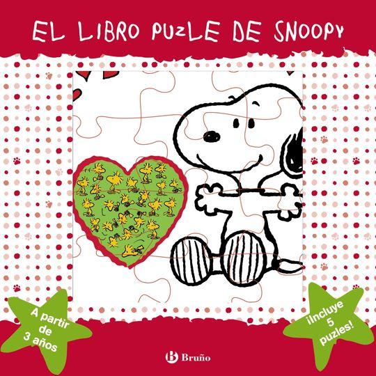 EL LIBRO PUZLE DE SNOOPY