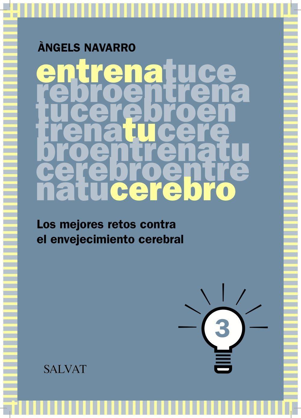 ENTRENA TU CEREBRO, 3
