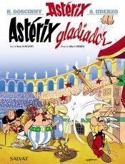 ASTÉRIX 4. ASTERIX GLADIADOR