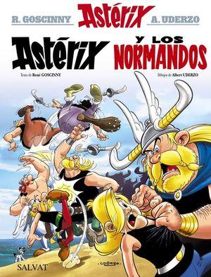 ASTERIX 9: ASTÉRIX Y LOS NORMANDOS