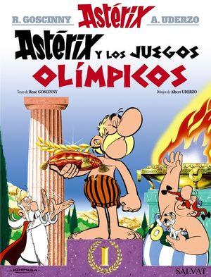 ASTERIX 12: ASTÉRIX Y LOS JUEGOS OLÍMPICOS