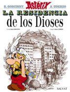 ASTERIX Nº 17: LA RESIDENCIA DE LOS DIOSES