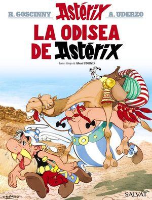 ASTÉRIX 26. LA ODISEA DE ASTÉRIX