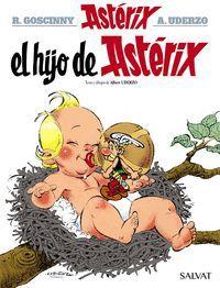 ASTÉRIX 27. EL HIJO DE ASTERIX