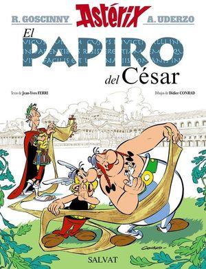 ASTERIX 36: EL PAPIRO DEL CÉSAR