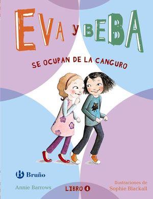 EVA Y BEBA SE OCUPAN DE LA CANGURO