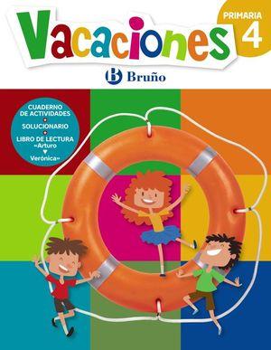 VACACIONES BRUÑO 4º PRIMARIA