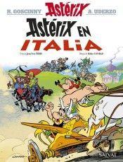 ASTERIX 37. ASTERIX EN ITALIA