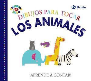 DIBUJOS PARA TOCAR. LOS ANIMALES