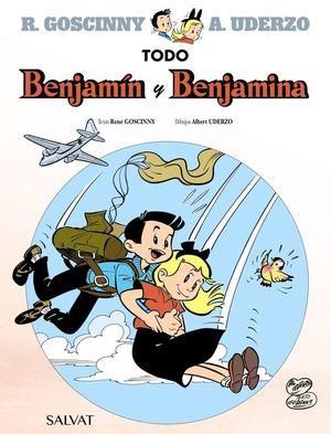 TODO BENJAMIN Y BENJAMINA