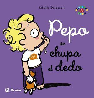 PEPO SE CHUPA EL DEDO