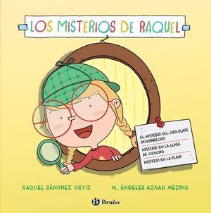 LOS MISTERIOS DE RAQUEL