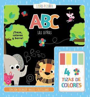 LIBRO-PIZARRA. ABC LAS LETRAS