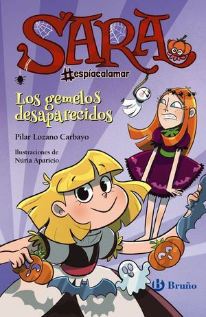SARA #ESPÍACALAMAR 2: LOS GEMELOS DESAPARECIDOS