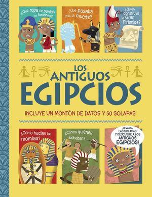 LOS ANTIGUOS EGIPCIOS