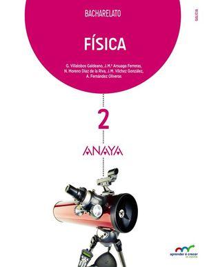 FÍSICA 2. (GALEGO)