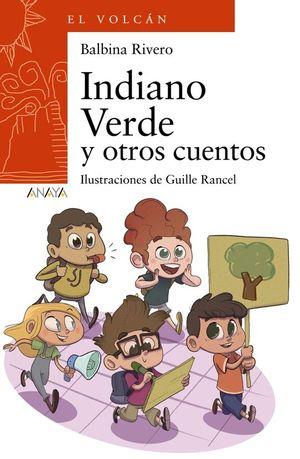 INDIANO VERDE Y OTROS CUENTOS